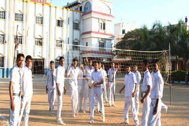 Lord Buddha Public School-Play Ground