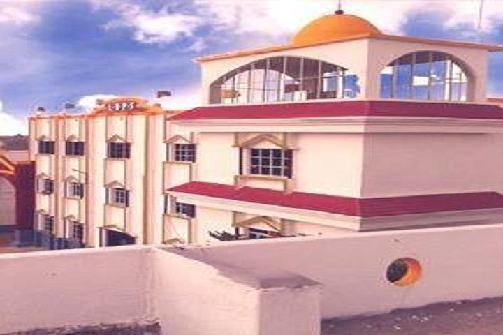 Lord Buddha Public School-School Building