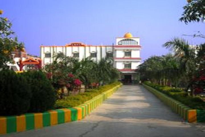 Lord Buddha Public School-School Entrances