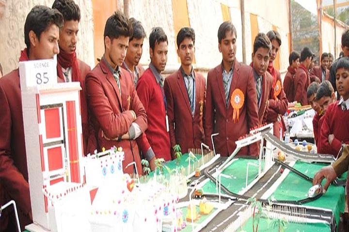 Lord Buddha Public School-Science Exhibition
