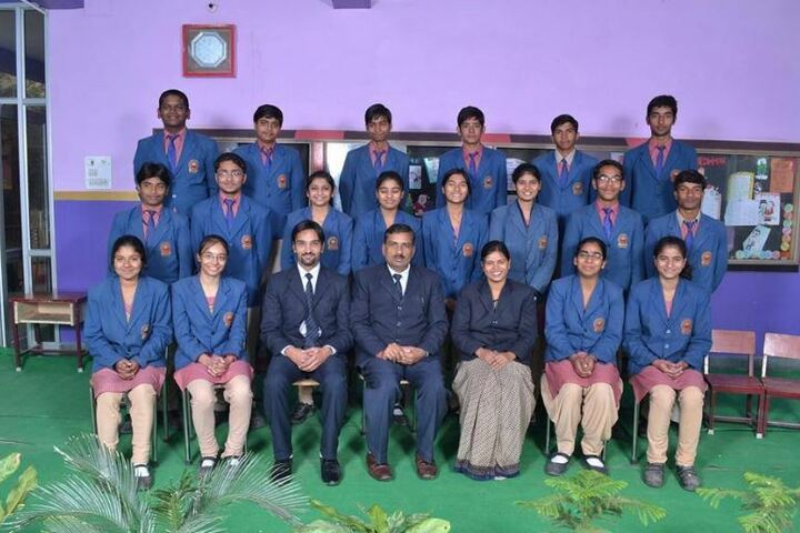 Lords International School-Group Photo