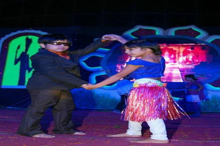 Lords International School-Kids Dance