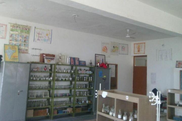 Lords International School-Lab