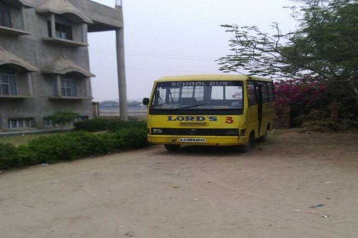 Lords International School-Transport
