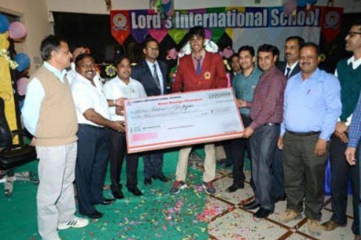 Lords International School-Certification