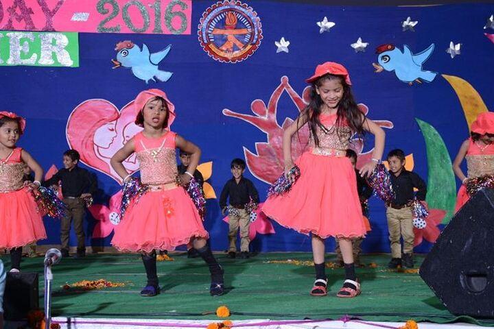 Lords International School-Western Dance
