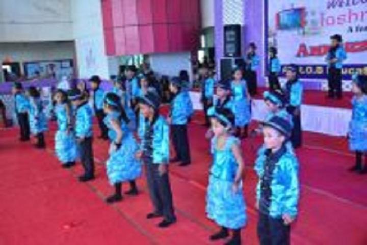 Love Fun Learn School-Dances