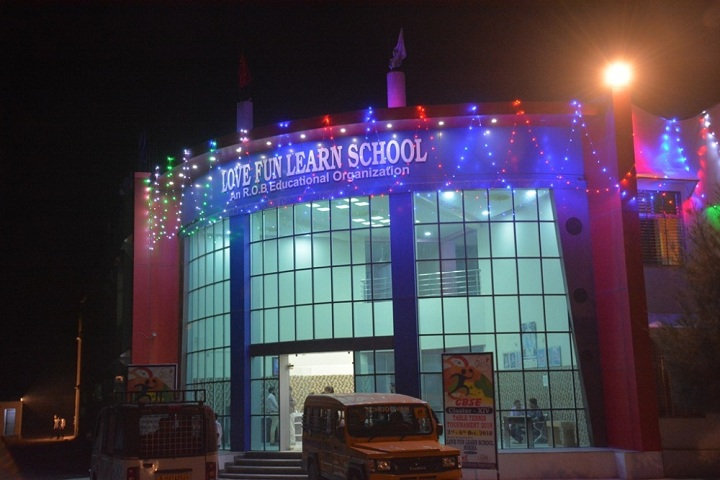 Love Fun Learn School-School building