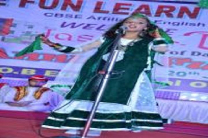 Love Fun Learn School-Singing