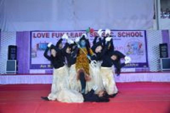 Love Fun Learn School-Skit