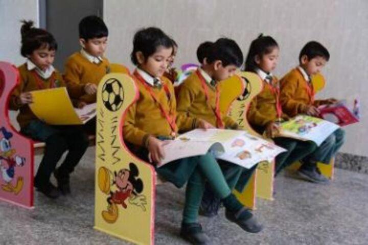 Lyall Public School-Furniture