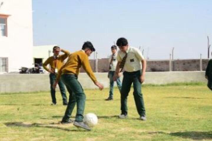 Lyall Public School-Sports