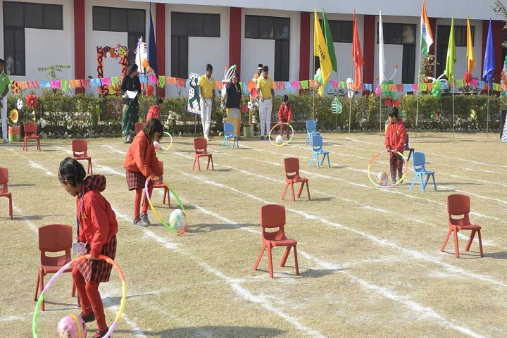 M B International School-Games