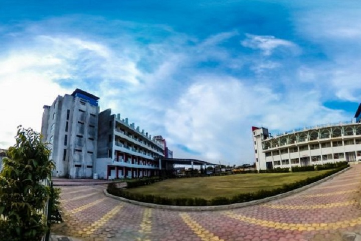 M B International School-School building