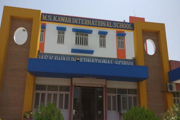 M S Kawar International School-School Building