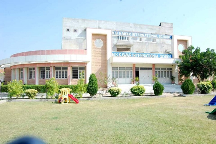 M S Kawar International School-School View
