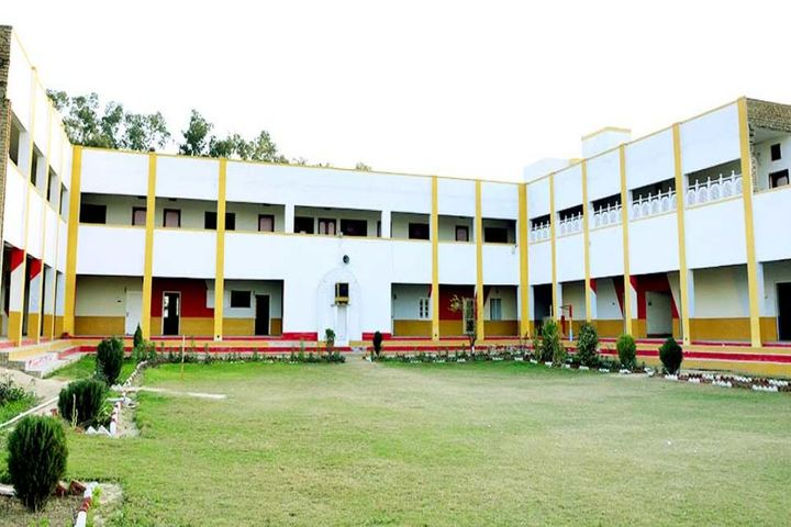 M S M Senior Secondary School-Campus View