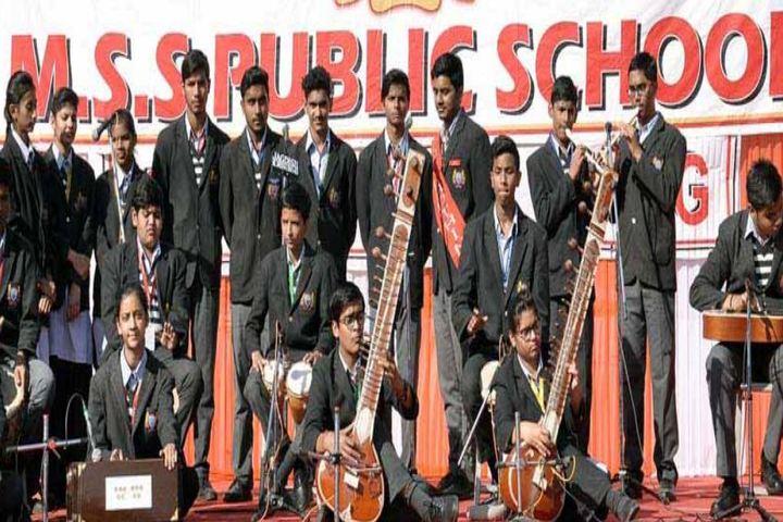 M S S Public School-Music