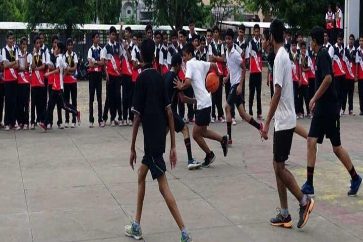 M S S Public School-Sports