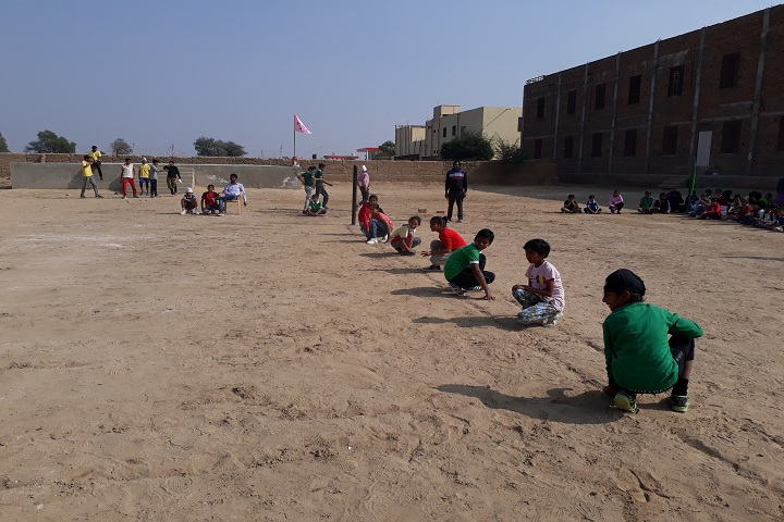 M D Children Academy-Games