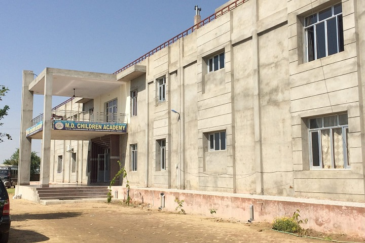 M D Children Academy-School Building
