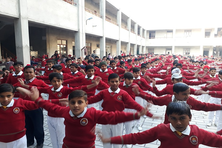 M D Children Academy-Yoga