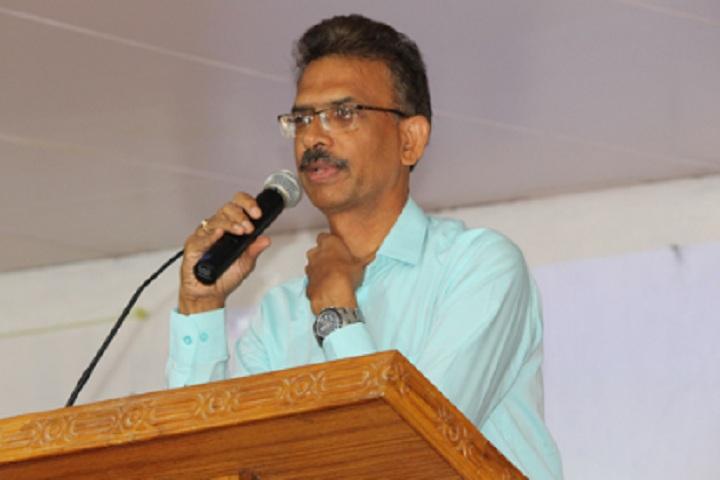 B V Bhavans International Residential Public School-Speech on Annual Teachers orientation