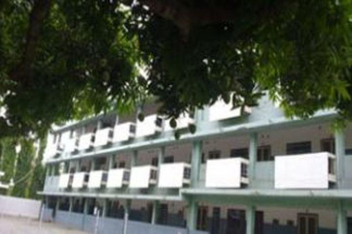 B V Bhavans International Res Pub Sc-Campus View