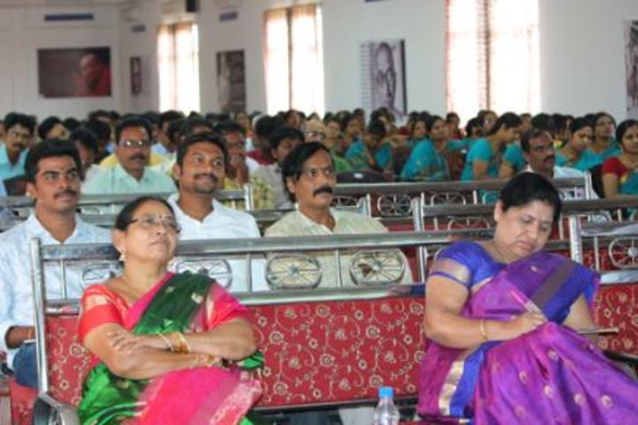 B V Bhavans International Res Pub Sc-Events