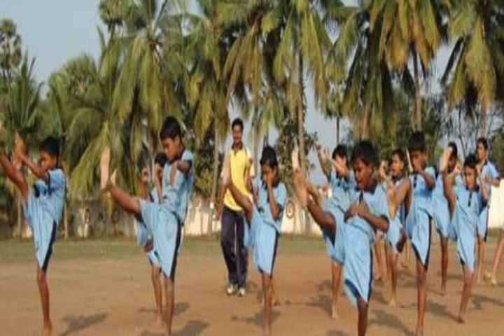 B V Bhavans International Res Pub Sc-Sports