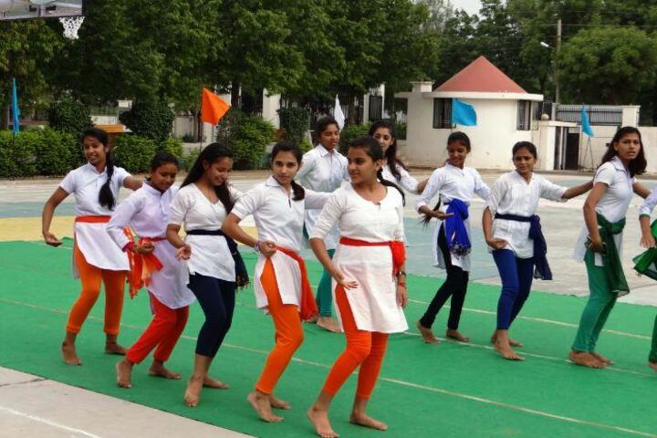 Mahala Residential Public School-Activity