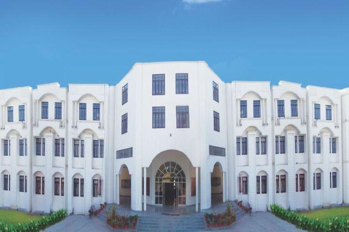Mahala Residential Public School-Campus View