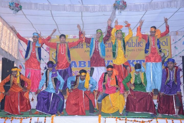 Mahala Residential Public School-Cultural Dance