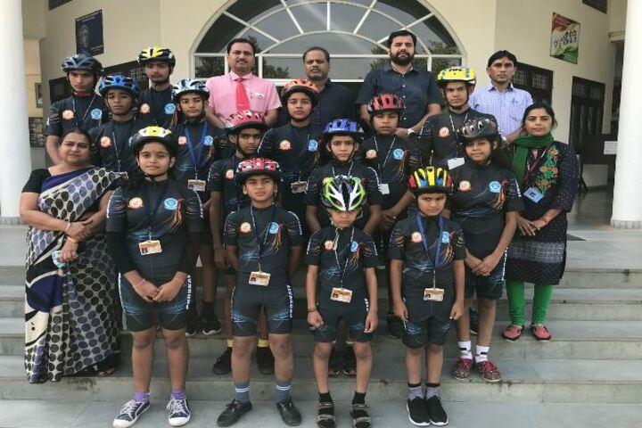 Mahala Residential Public School-Cycle Riders