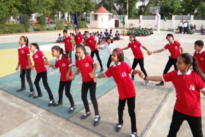 Mahala Residential Public School-Dance
