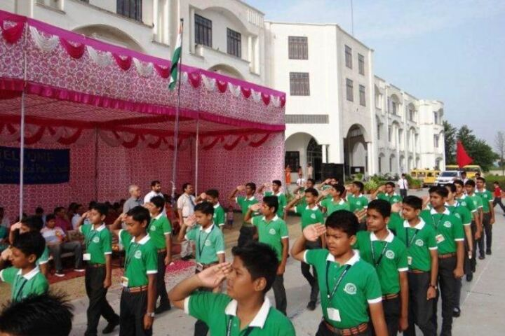 Mahala Residential Public School-March Past