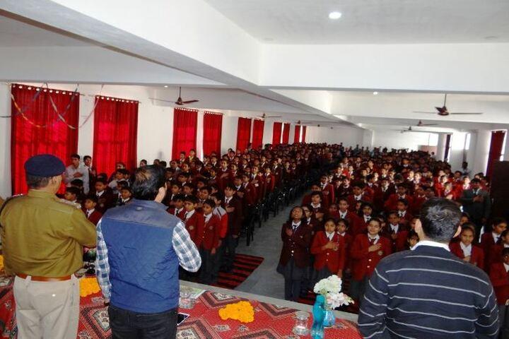 Mahala Residential Public School-Meeting