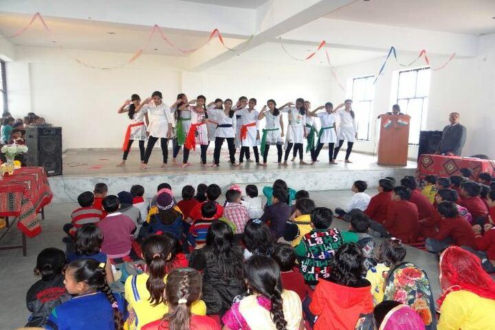 Mahala Residential Public School-Programmes