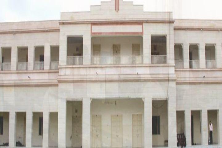 Maharaja Agrasen Public School-Campus Building