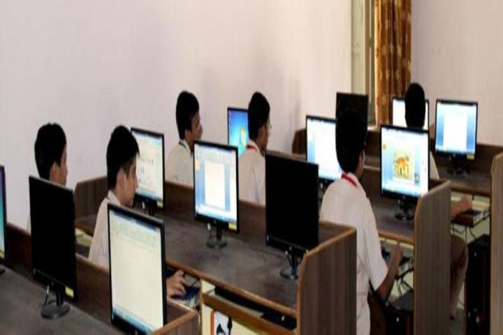 Maharaja Agrasen Public School-Computer Lab