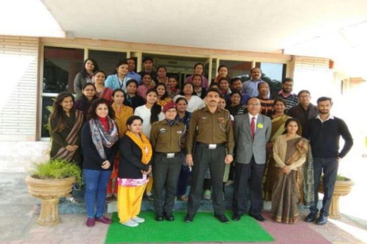 Maharaja Agrasen Public School-Team