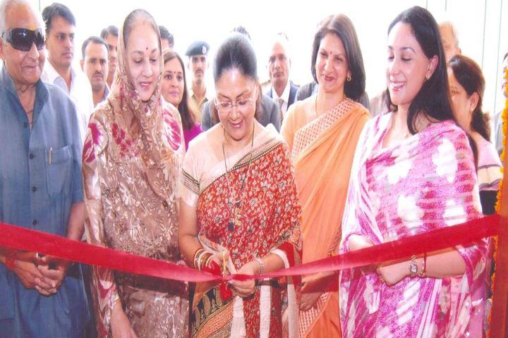 Maharaja Sawai Bhawani Singh School-Opening Cermony