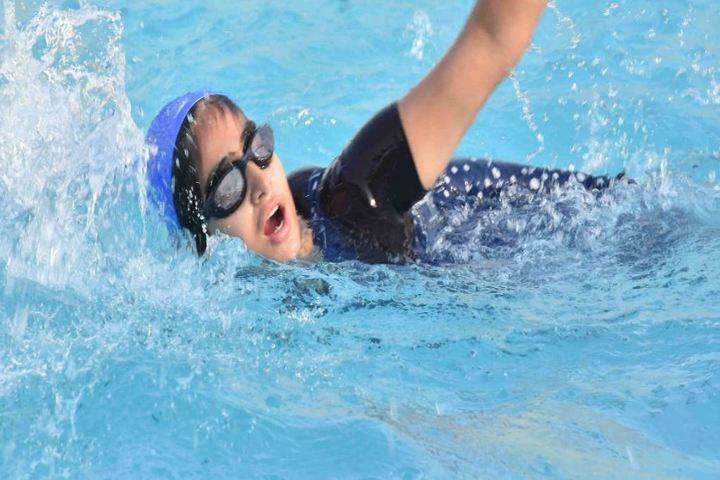 Maharaja Sawai Bhawani Singh School-Swimming
