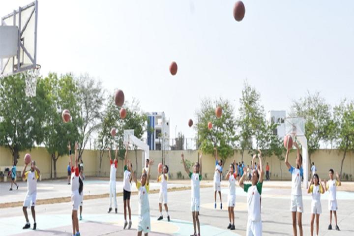 Maharaja Sawai Bhawani Singh School-PlayGround