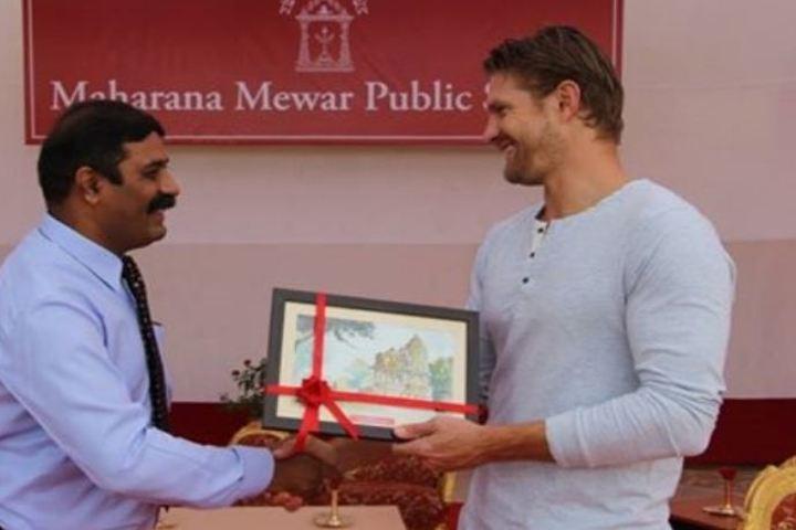 Maharana Mewar Public School-Presentation