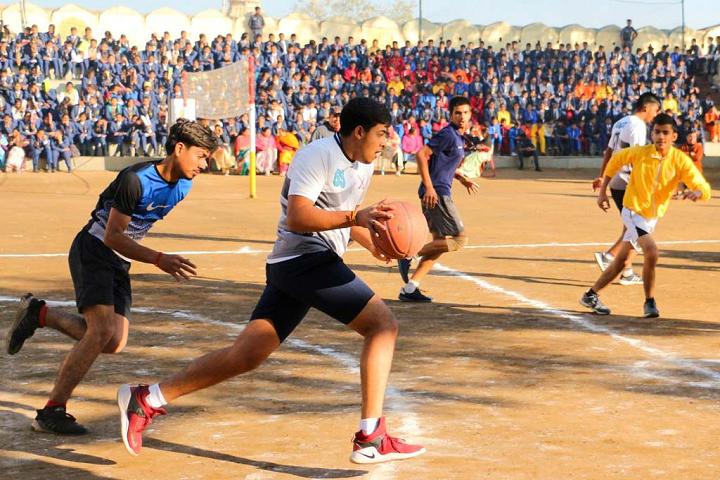 Maharana Mewar Public School-Sports