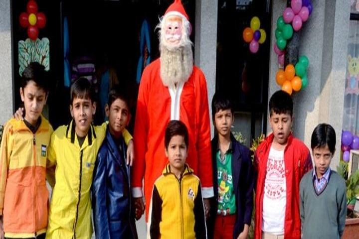 Maharishi Arvind Public School-Christmas