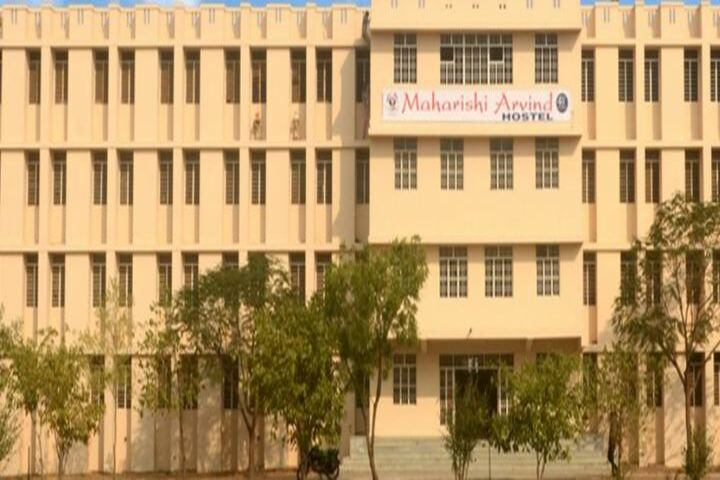 Maharishi Arvind Public School-Hostel