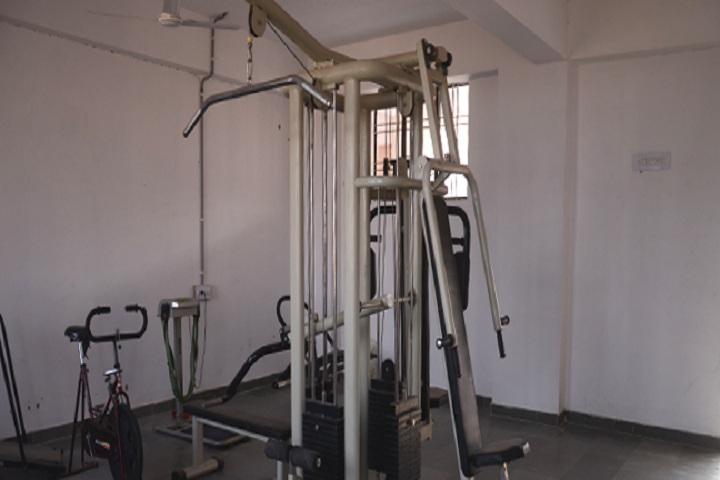 Maharishi Arvind Public School-Gym