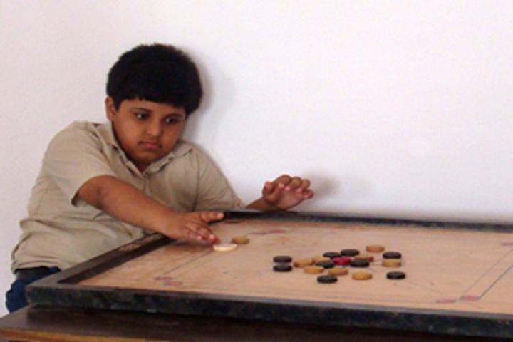 Maharishi Arvind Public School-Indoor Games
